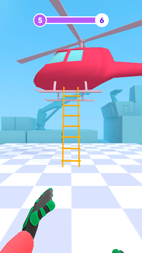 Ropy Hero 3D: Super Action Adventure Apkfinish screenshots 7