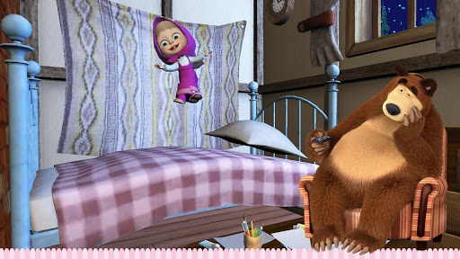 Masha and the Bear: Good Night!  screenshots 3