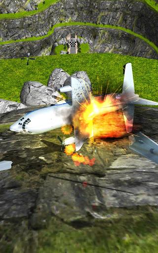 Crazy Plane Landing  screenshots 15