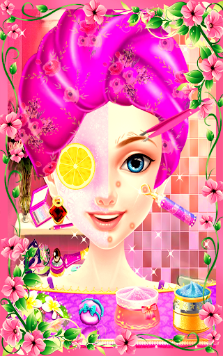 Fairy Makeup Dress Up Salon: Fashion Makeover Game  screenshots 4