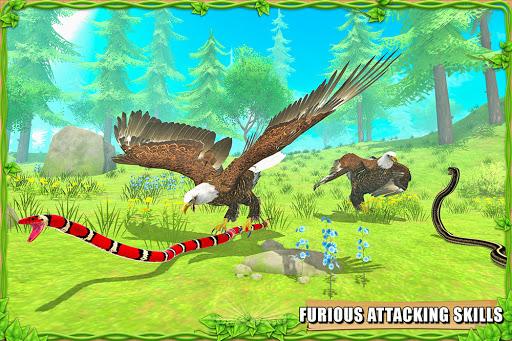 Furious Eagle Family Simulator 1.0 screenshots 2