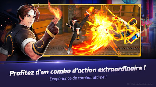 Code Triche The King of Fighters ALLSTAR (Astuce) APK MOD screenshots 3
