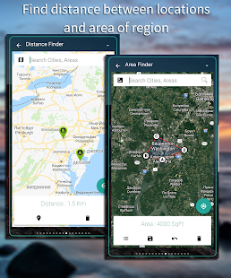GPS Tools® - Find, Measure, Navigate & Explore Screenshot