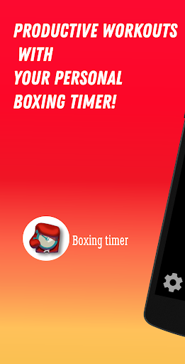 Boxing Interval Timer 3.1.7 Screenshots 1