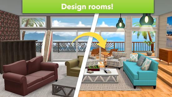 Home Design Makeover - Screenshot 10