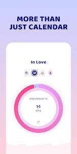 Love Calendar and Widget 1