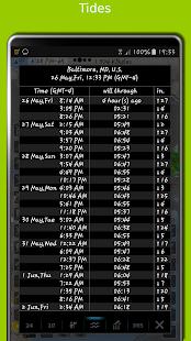 eMap HDF - weather, hurricanes and rain radar 2.2.8 Screenshots 7
