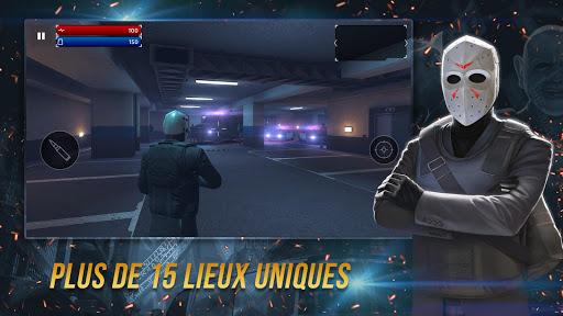 Code Triche Armed Heist: jeu de guerre et d'action TPS (Astuce) APK MOD screenshots 4