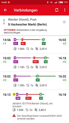 Bus & Bahn  screenshots 1