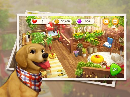 My Home Design : Garden Life  screenshots 10