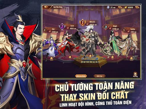 Tu00e2n OMG3Q VNG - u0110u1ea5u Tu01b0u1edbng Tam Quu1ed1c Thu1ebf Hu1ec7 Mu1edbi  screenshots 12