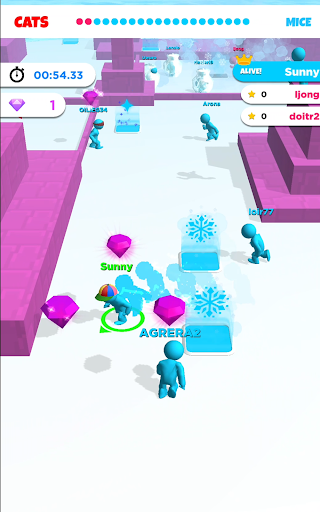 Cat and Mouse .io 1.3.3 screenshots 13