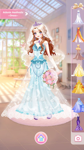 My Cat Diary - Merge Cat & Dress up Princess Games  screenshots 12