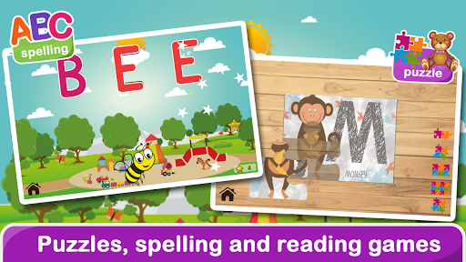 Preschool Games For Kids - Homeschool Learning 8.9 Screenshots 1
