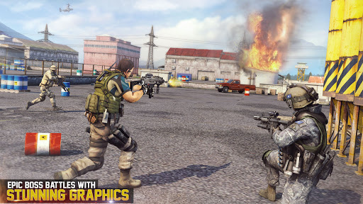 FPS Encounter Shooting: New Shooting Games 2021  Screenshots 18