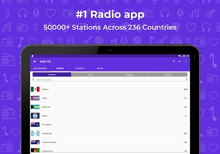Radio FM Screenshot