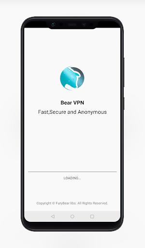 Bear VPN - Free & Unlimited VPN android2mod screenshots 5