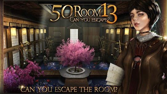 Can you escape the 100 room XIII MOD APK 5 4
