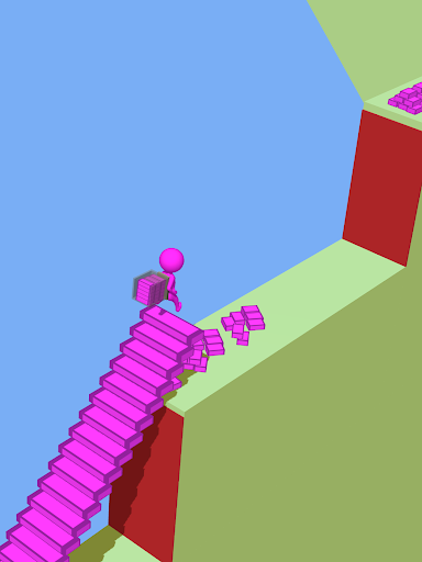 Stair Run apktram screenshots 13
