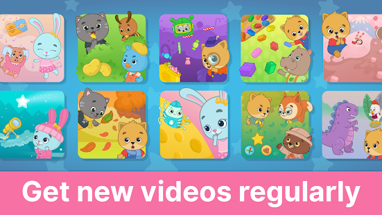 Baby story games for toddlers