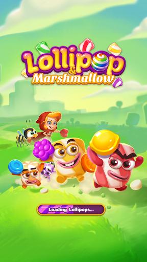 Lollipop & Marshmallow Match3  screenshots 6