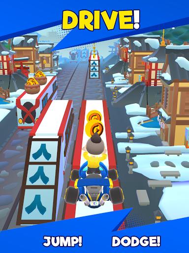 CKN Car Hero Run  screenshots 6