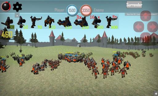 MEDIEVAL BATTLE: EUROPEAN WARS 2.2 screenshots 2