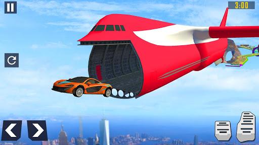 Code Triche Mega Ramp Car Race : Fearless Car Stunts 2020 mod apk screenshots 3
