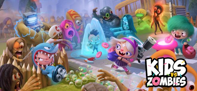 Kids vs Zombies: Brawl for Donuts 1
