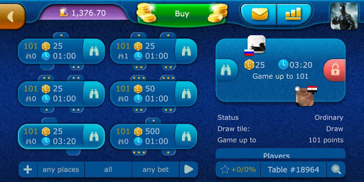 Dominoes LiveGames - free online game 4.01 screenshots 7