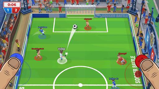 Soccer Battle - 3v3 PvP  screenshots 7