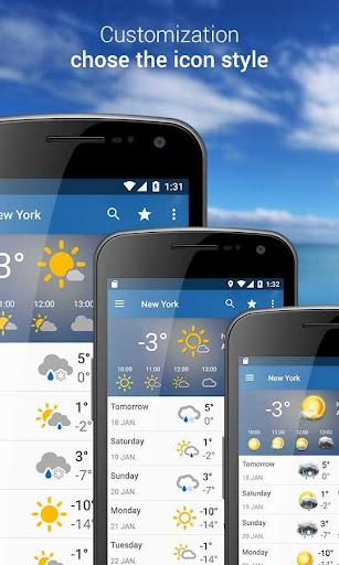 3B Meteo - Weather Forecasts  Screenshots 5