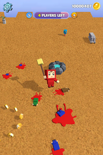Craft Smashers io - Imposter multicraft battle modavailable screenshots 21