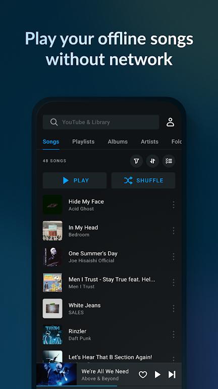 Music Player & MP3 Player - Lark Player  poster 0