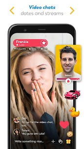 LOVOO – Free Chat & Dating App. Find love live now 3