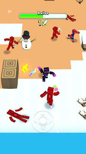 Hunter.io - Craftsman Battle Royale apktram screenshots 17