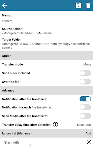 Auto File Transfer Premium v3.3.0 MOD APK | File change detection 2