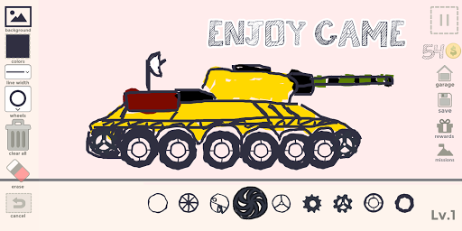 Draw Your Car - Create Build and Make Your Own Car 1.9 screenshots 4