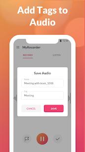 Voice Recorder & Voice Memos – Voice Recording App 8