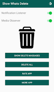 FX RECOVER DELETED CHAT: View Deleted Messages