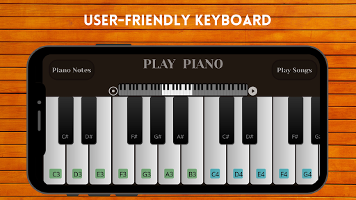 Play Piano : Piano Notes | Keyboard | Hindi Songs  screenshots 2