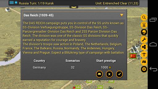 Panzer Marshal screenshots 2