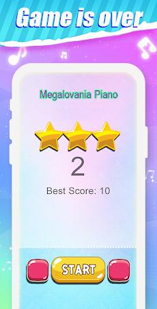 Megalovania Piano Game - Undertale Sansのおすすめ画像4