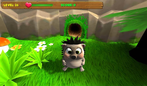 Hedgehog goes home screenshots 14