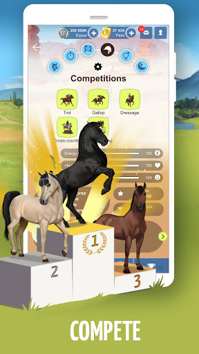 Howrse - free horse breeding farm game 4.1.6 screenshots 6