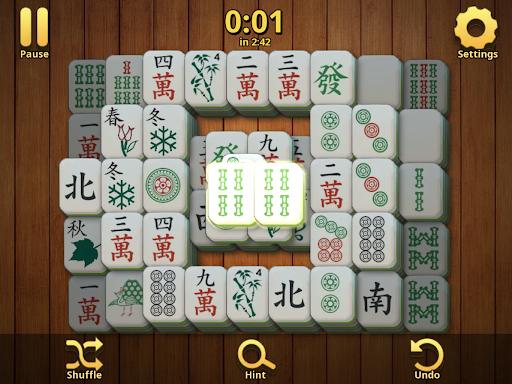 Mahjong Solitaire Classic : Tile Match Puzzle 2.1.16 screenshots 16