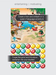 Study Quest - Language RPG