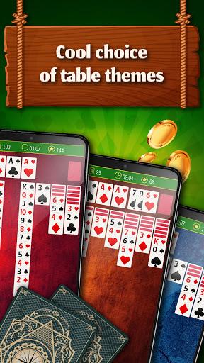 Klondike Solitaire - Classic Card Game  screenshots 3