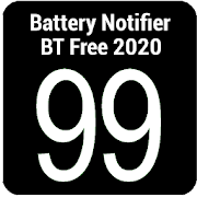 Battery Notifier BT Free 2020 (Android 10 and up)