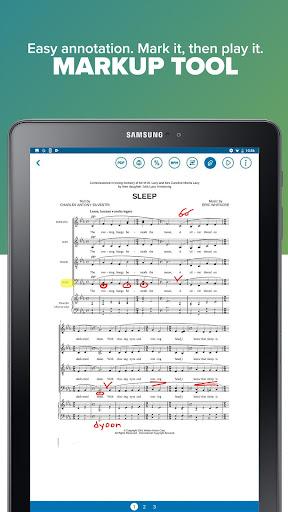 Musicnotes Sheet Music Player modavailable screenshots 12